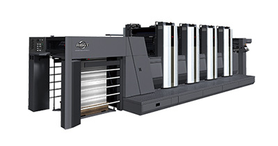 RMGT 6 - A2-Plus Size Offset Presses  690 model