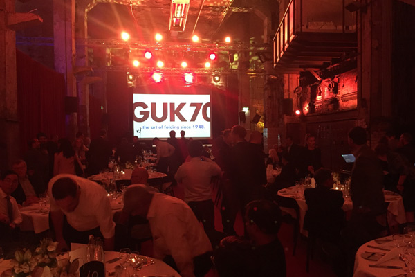 GUK Celebrates 70th Anniversary