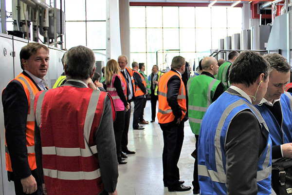 Packaging Printers attend specialist Open Day